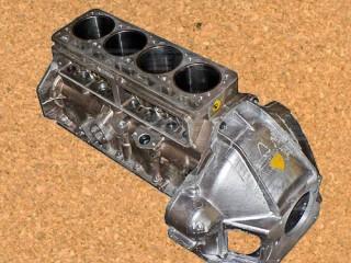 Блок двигателя УМЗ 4216
